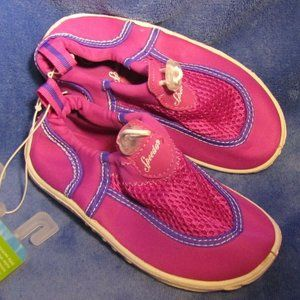 Speedo Pink Kids Baby/Toddler Beach Shoes 9/10